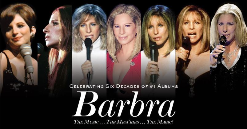 Barbra Streisand - The Music, The Mem'ries... The Magic! Tour, Toronto, Ontario, Air Canada Center, August 23, 2016