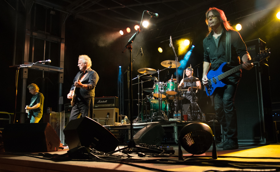 2016 KERRFEST April Wine - Brian Greenway, Myles Goodwyn, Roy Nichol, Richard Lanthier